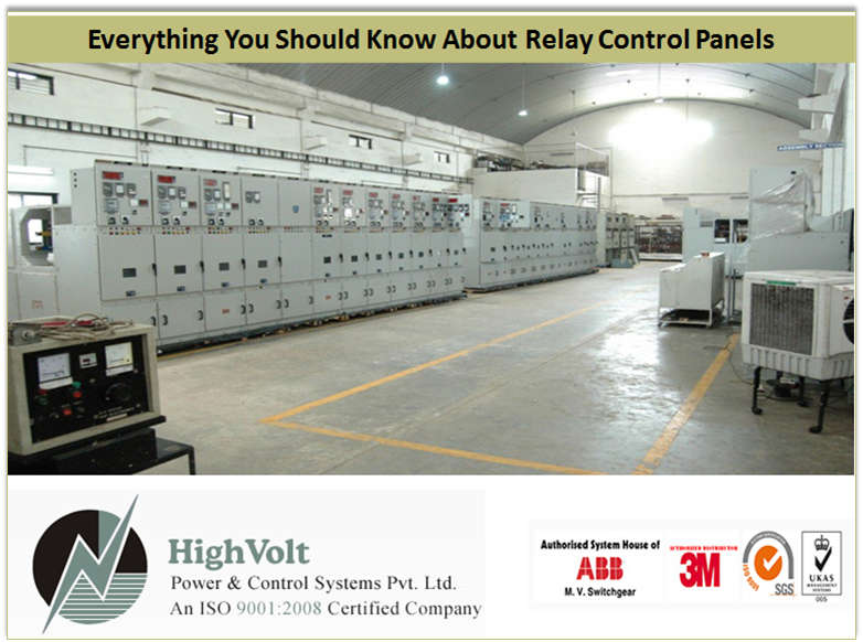 About Relay Control Panels