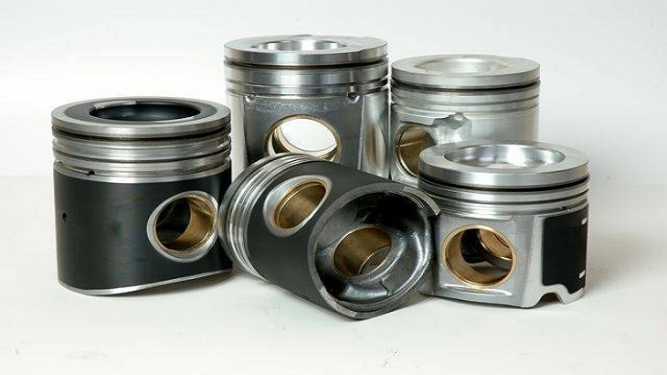 Cylinder Liner and Piston Ring